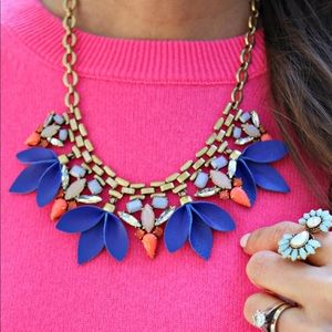 Stella & Dot Melia Statement Necklace